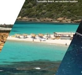 Tuerredda nella brochure di Safari Sardegna