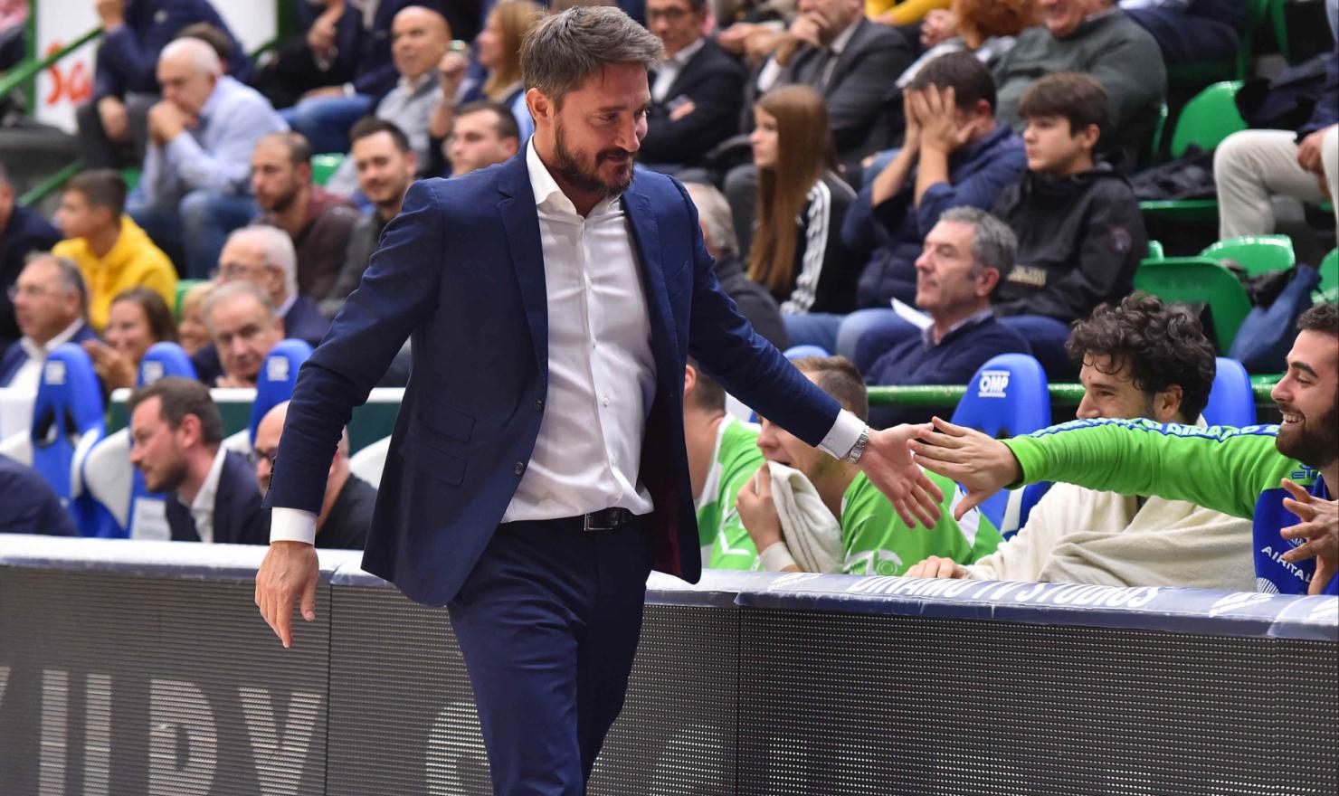 """Pozzecco non si fida di Reggio Emilia: """"Dovremo essere ben attenti in difesa"""" - SardiniaPost"""